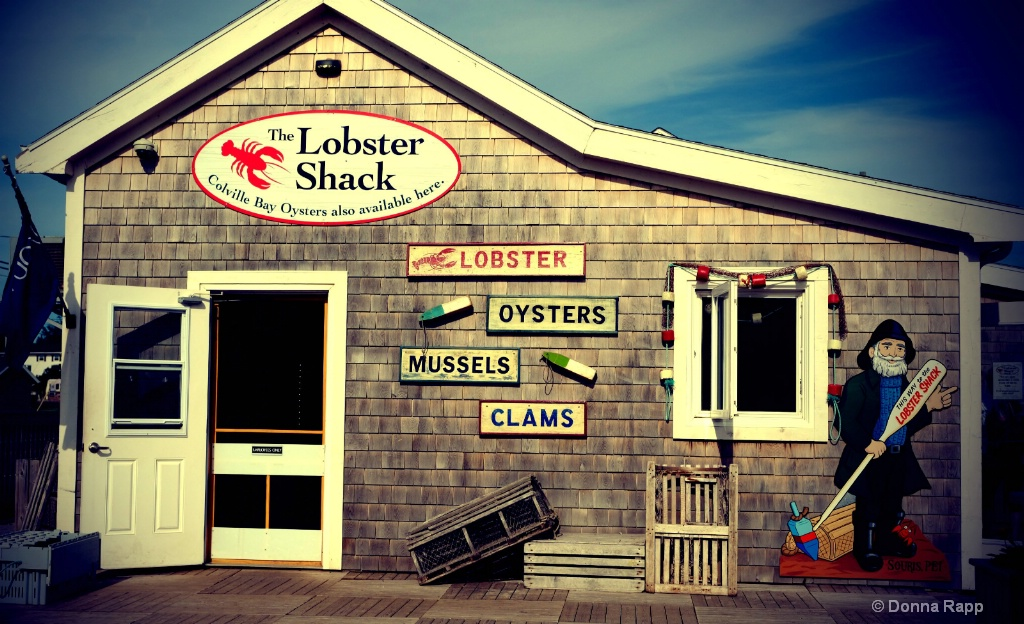 lobster shack - ID: 15616119 © Donna Rapp