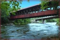 Bartlett Covered Bridge