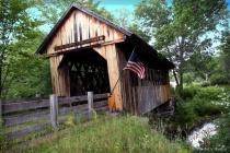Cilleyville / Bog Covered Bridge. . .