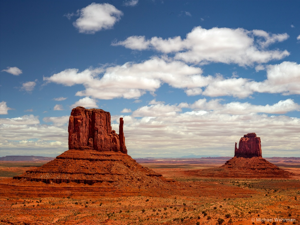 Monument Valley 2 - ID: 15618456 © Michael Wehrman