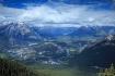 Banff from Mt. Su...