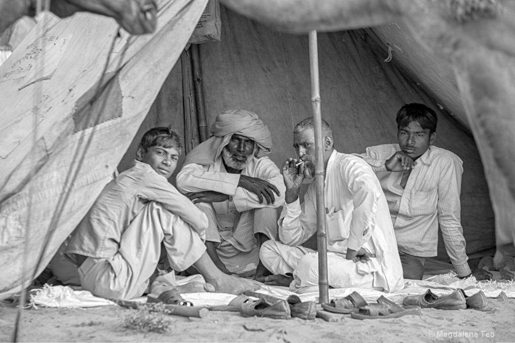 Flashback to Rajasthan India - Bedouin - ID: 15620329 © Magdalene Teo