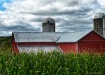 Barn and Corn Fie...