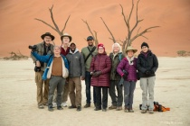 All of Us at Deadvlei