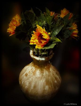 In the Vase