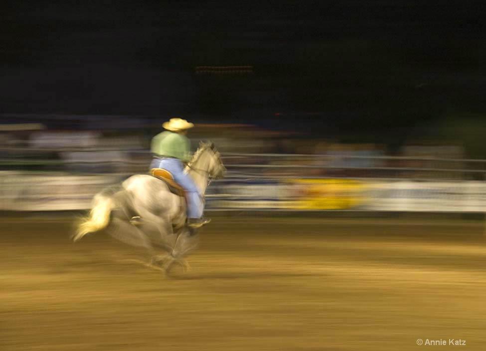 Rodeo Blur - ID: 15624919 © Annie Katz