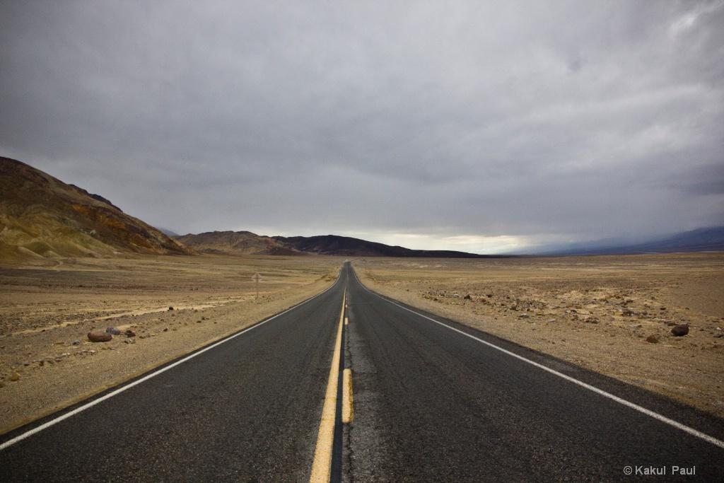 The long road ahead...