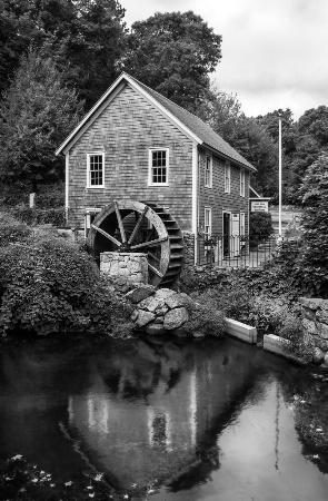 Stoney Brook Mill, Brewster MA