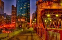 Lake Street Bridge Path