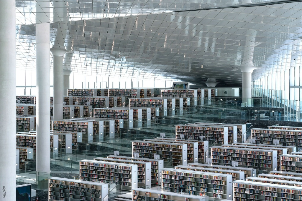 Qatar National Library - ID: 15628834 © Louise Wolbers