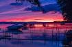 Last sunset of su...