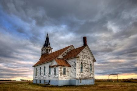 Bethel Church on the Dakota Plains II