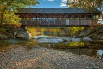 Sunday River Covered Bridge 6