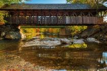 Sunday River Covered Bridge 5