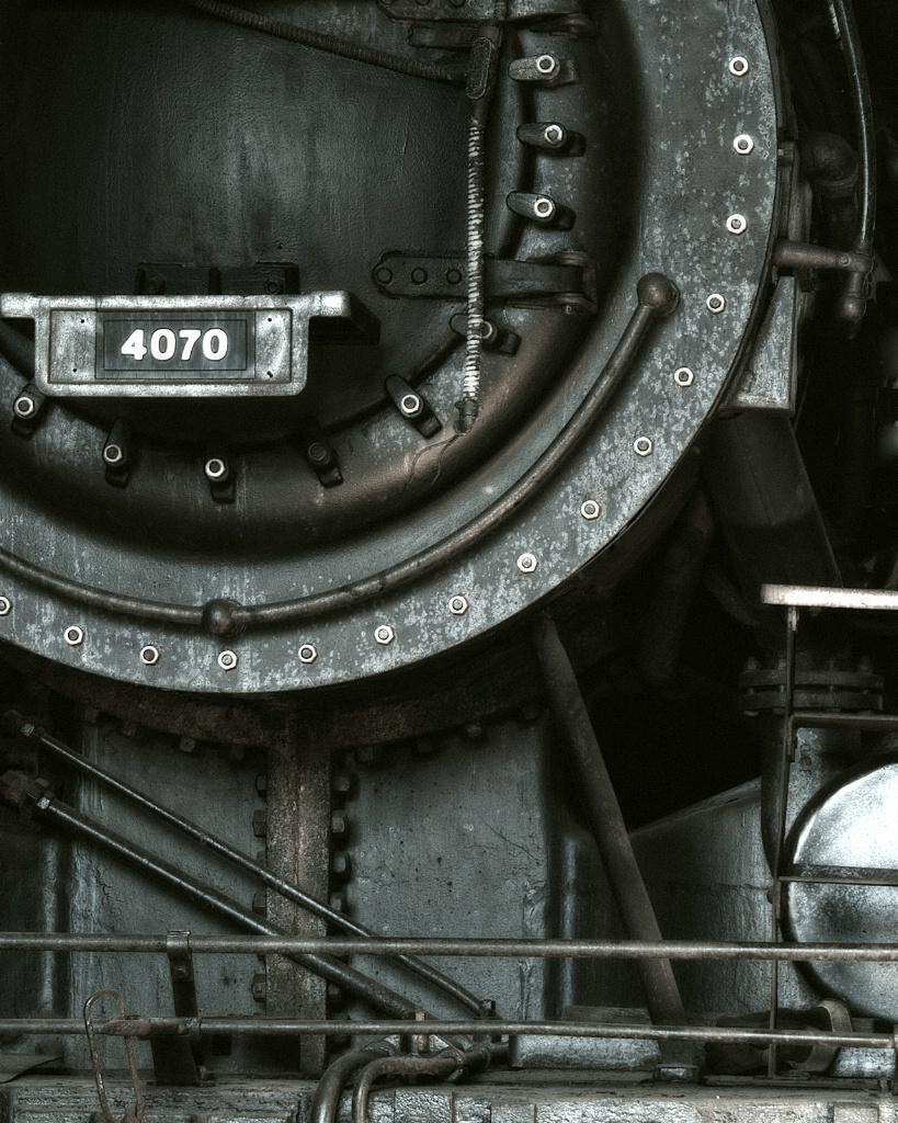 Engine 4070 - ID: 15633636 © Susan Johnson