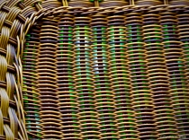 Wicker Chair Back