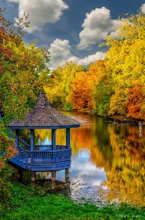 Fall on the bayou