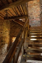 The Castle Stairs