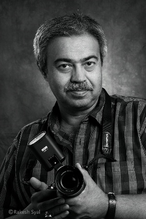 PORTRAIT OF A PHOTOGRAPHER