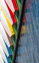Sailboat Stripes