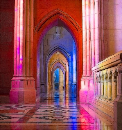 Destination National Cathedral