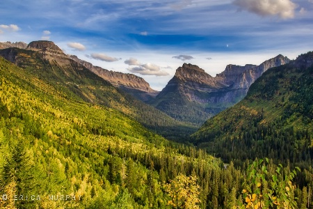 Early Fall Glacier National Park