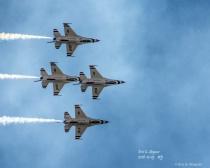 USAF ThunderBirds.