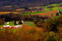 Overlooking West Virginia