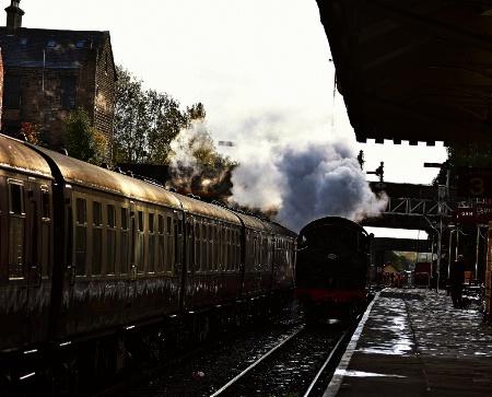 Steam  rain