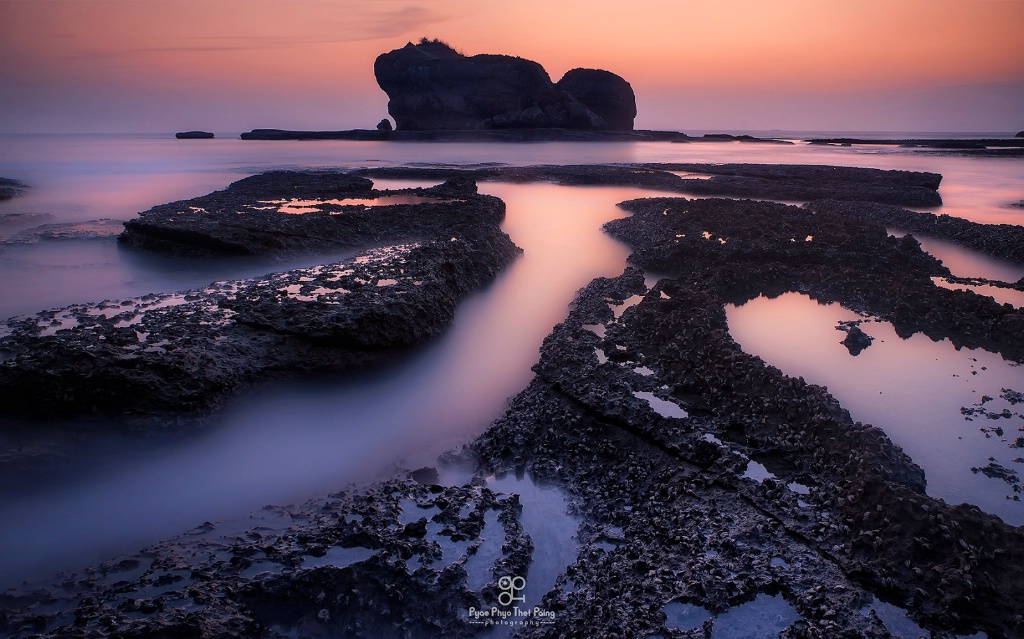Seascape sunset - ID: 15641721 © Pyae Phyo Thet Paing