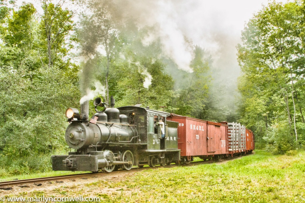 Maine Steam - ID: 15643504 © Marilyn Cornwell