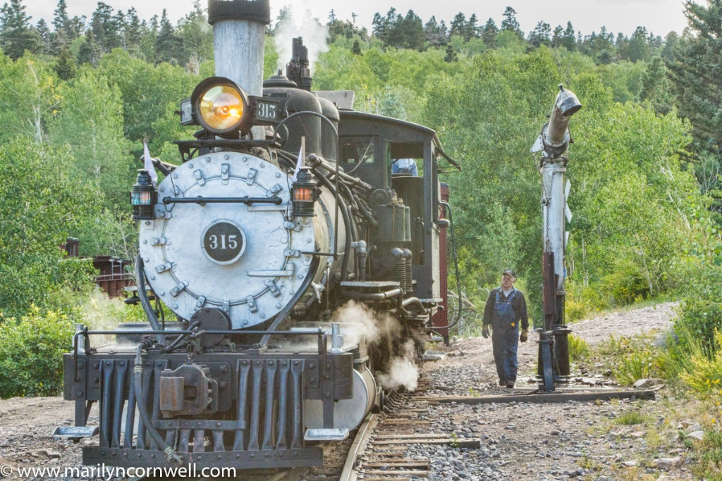 Cumbres and Toltec - III - ID: 15643508 © Marilyn Cornwell