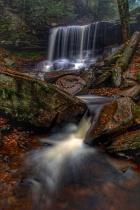 Ricketts Waterfall