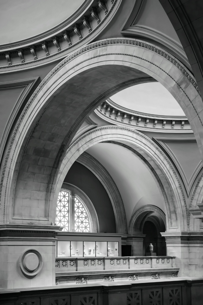 Contrasting Arches