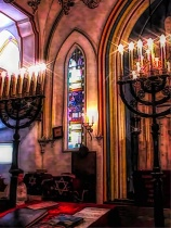 In the Dohany Street Synagogue