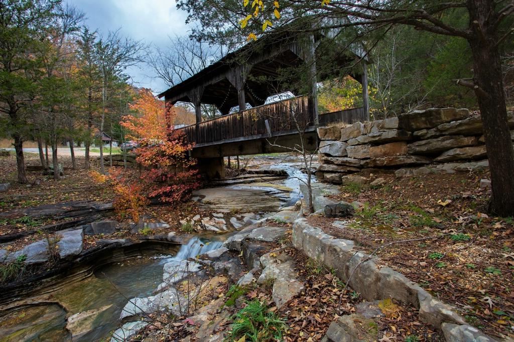Private Covered Bridge  - ID: 15651320 © Chuck Bruton