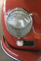 Old Porsche Headlamp
