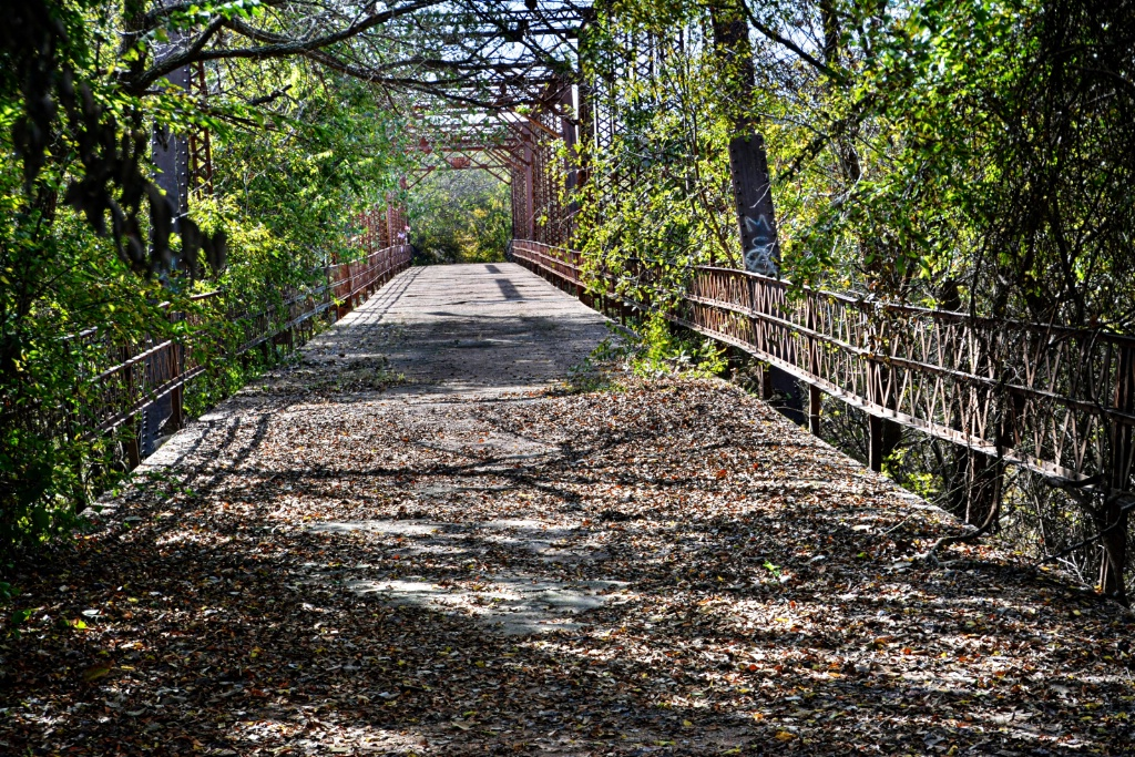 "------""The Brazos Point Bridge""--------"