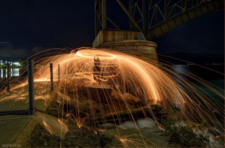 Letting Sparks Fly