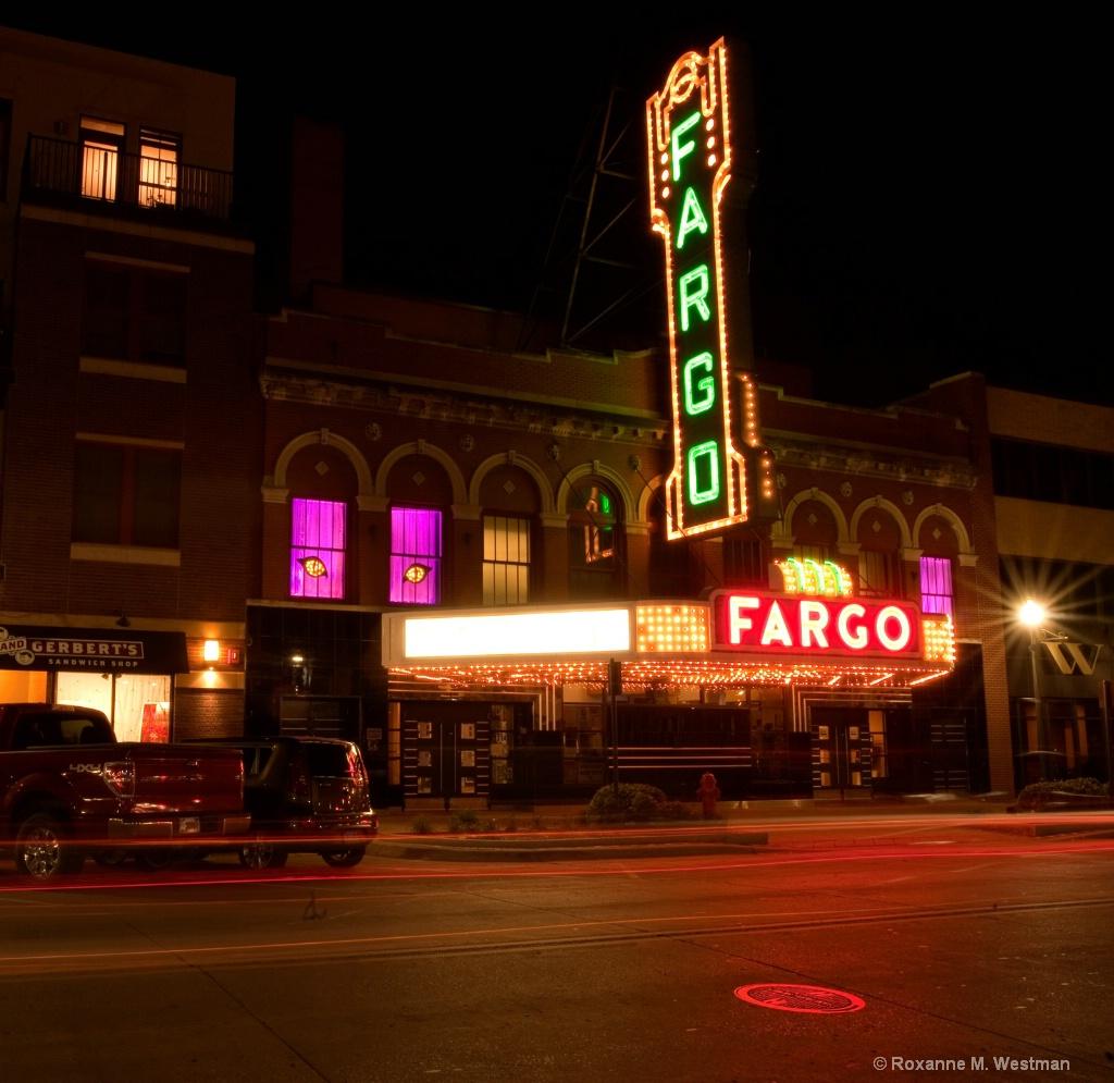 Colors of Fargo - ID: 15655564 © Roxanne M. Westman