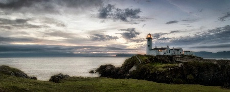 Fanad Lighthouse Panorama