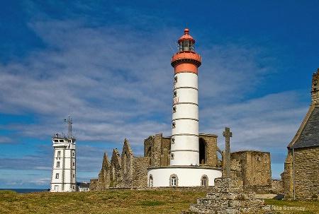Le Conquet lighthouses
