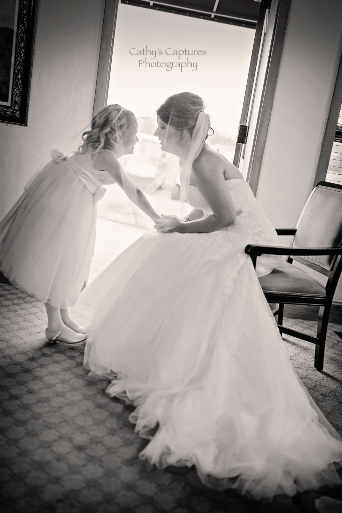 ~Daughter & Bride Moment~
