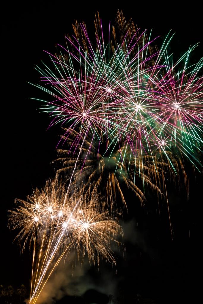 Fireworks Friday  4646 - ID: 15661295 © Karen Celella