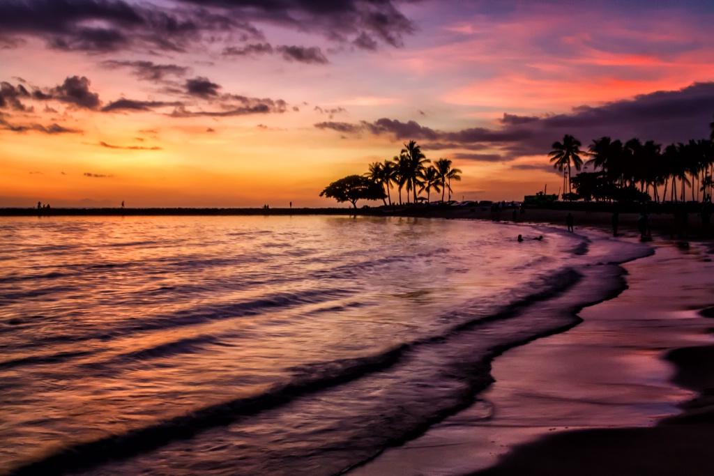 Paradise Sunset  4773 - ID: 15661778 © Karen Celella