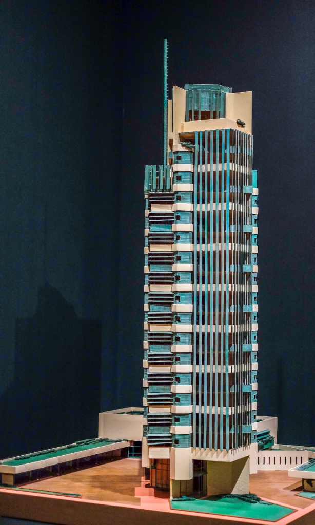 high rise model