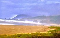 Ecola State Park Viewpoint..