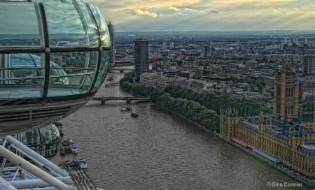 London Eye See You