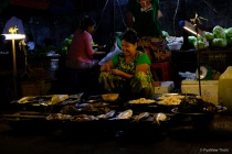The Woman Fish Seller