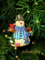 Sparkles the Snowman